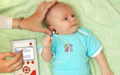 Triagem Neonatal – Teste da Orelhinha
